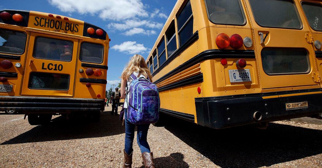 Rich Schools, Poor Schools and a Biden Plan 1
