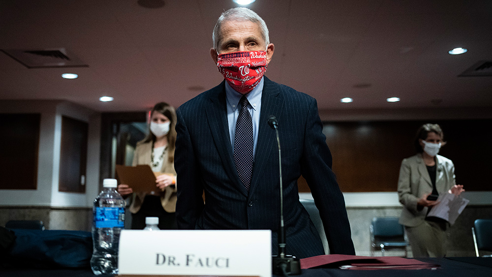 Fauci busted: Top immunologist was told two drugs could help curb the spread of COVID-19 but he ignored it to push vaccines 1