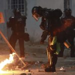 Rights group: Colombian police cause deaths of 20 protesters 7
