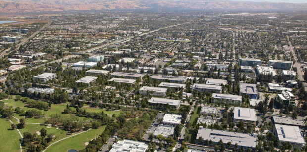 Big tech companies resume hunt for Silicon Valley offices 1