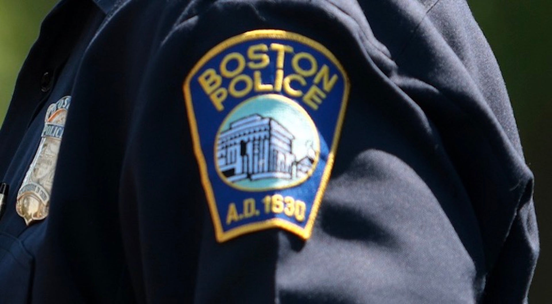 Boston police officer arrested on domestic violence charges, placed on leave 1