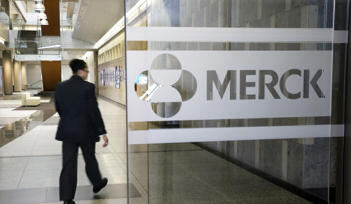 U.S. purchases 1.7M courses of Merck's COVID-19 pill ahead of approval 1