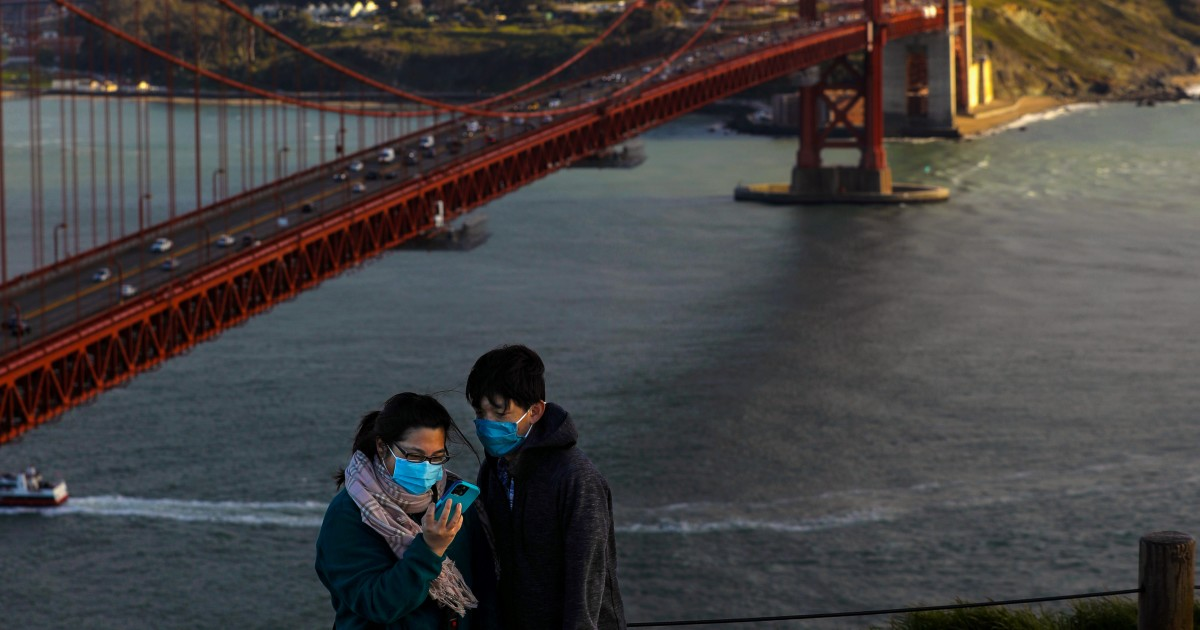 San Francisco is nearing COVID-19 herd immunity, but L.A. still has months to go 1