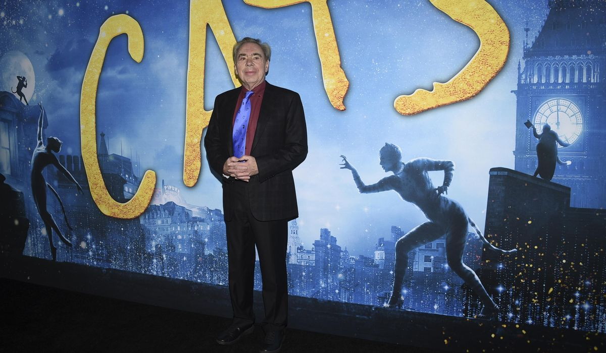 Andrew Lloyd Webber to reopen London theaters 'come hell or high water' 1
