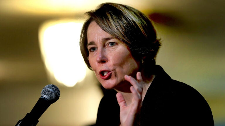To close persistent wage gaps, Maura Healey want Massachusetts to make companies open up their books 1