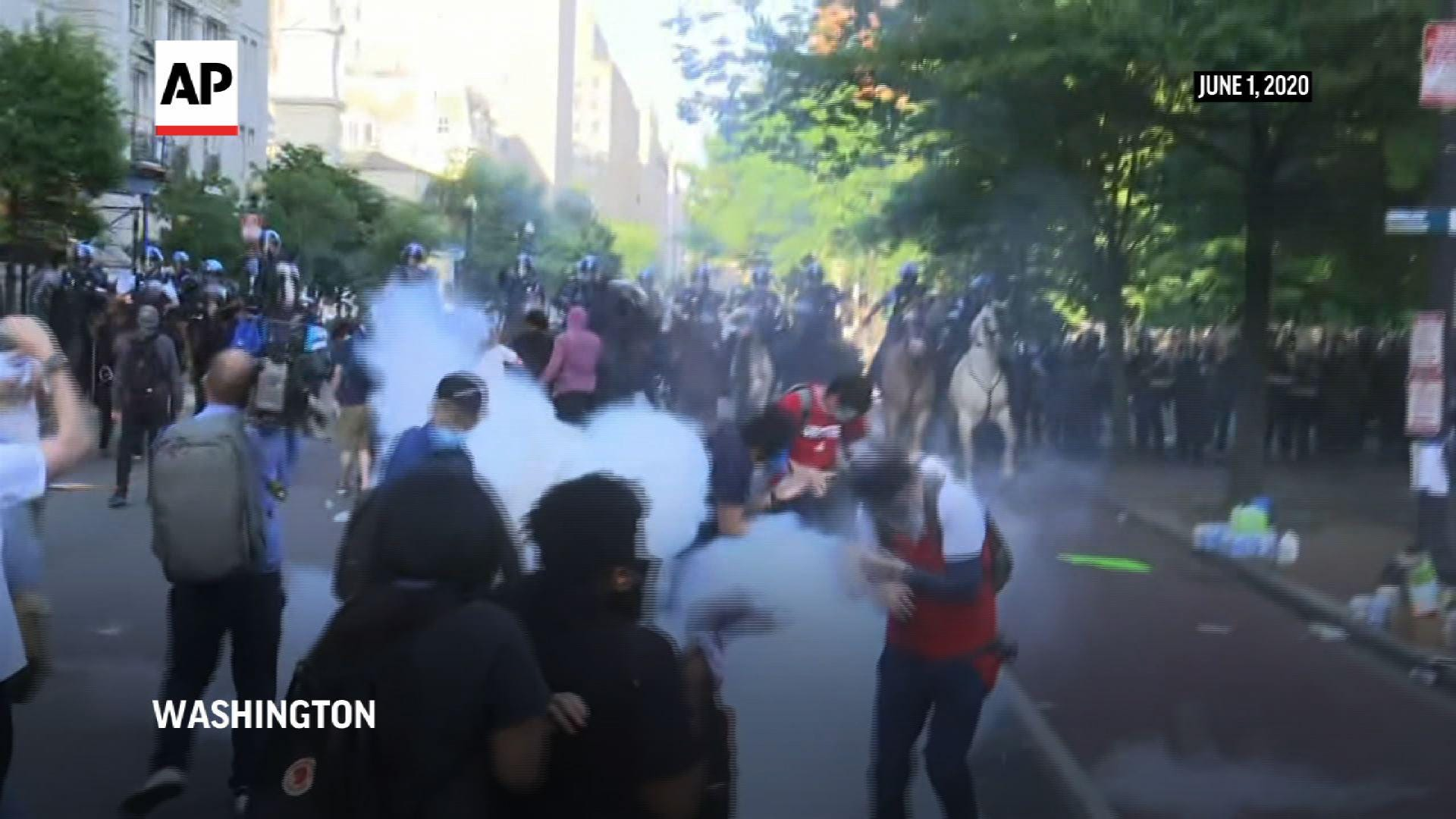 Probe revisits basis to end Lafayette Park protest 1