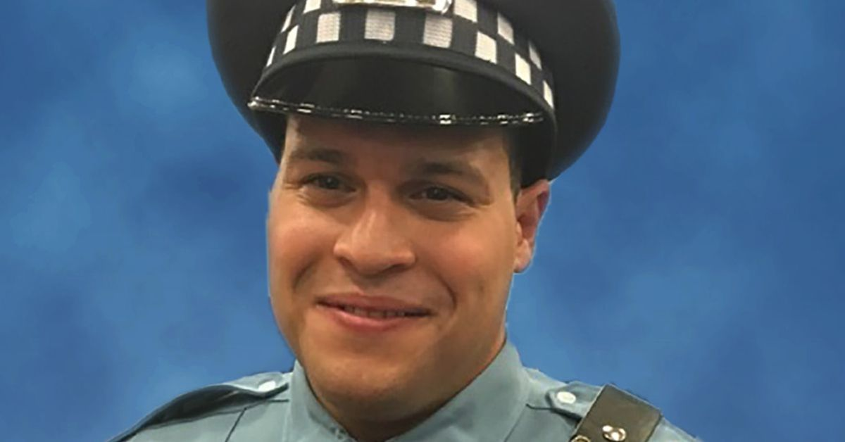 Billboard honoring CPD officer killed in Mercy Hospital shooting vandalized 1