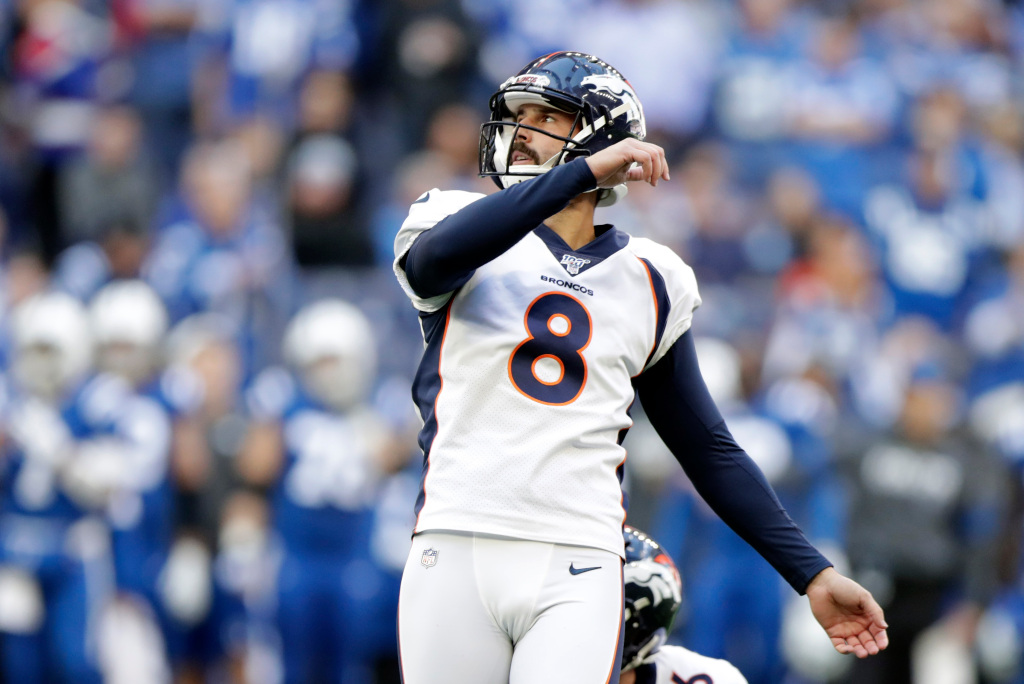Broncos kicker Brandon McManus: COVID-19 concerns, desire to train on own prompted April statement through NFLPA 1