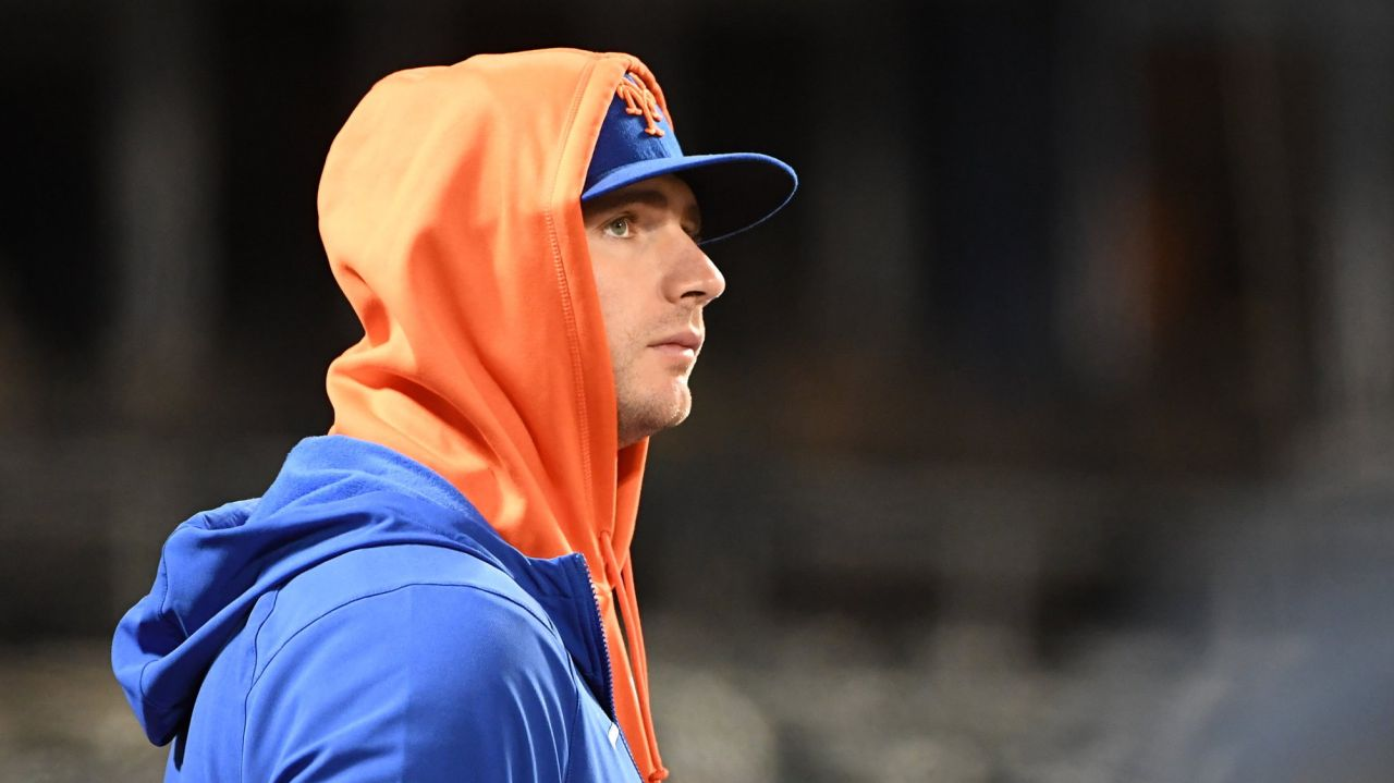 Pete Alonso says MLB alters balls based on free-agent class 1