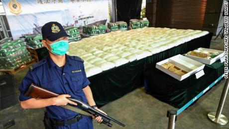 Meth production surged in Asia as economy faltered due to Covid-19, report says 1