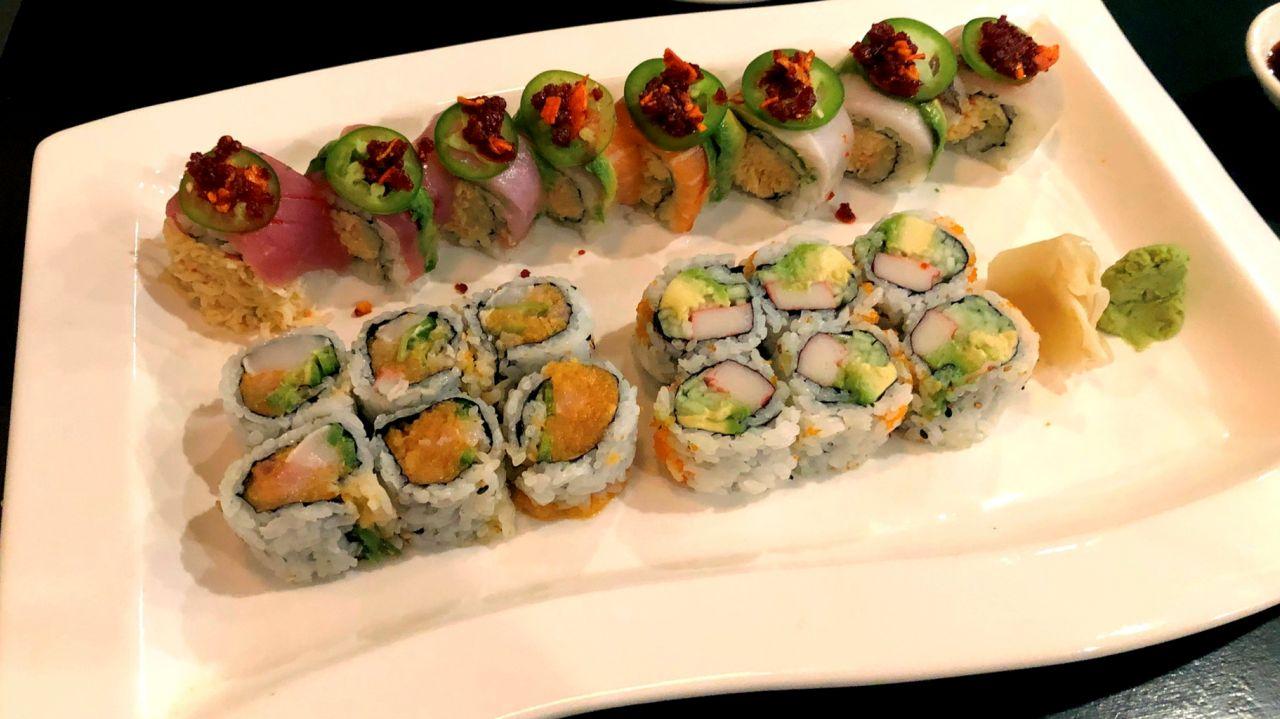 Sushivogue opens in Woodbury 1