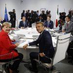Allies hope to bond, look beyond the coronavirus at G-7 summit in U.K. 8