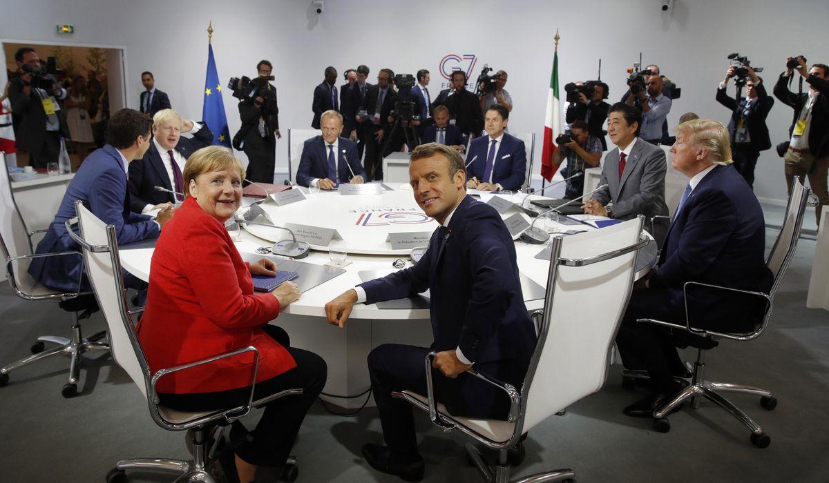 Allies hope to bond, look beyond the coronavirus at G-7 summit in U.K. 1