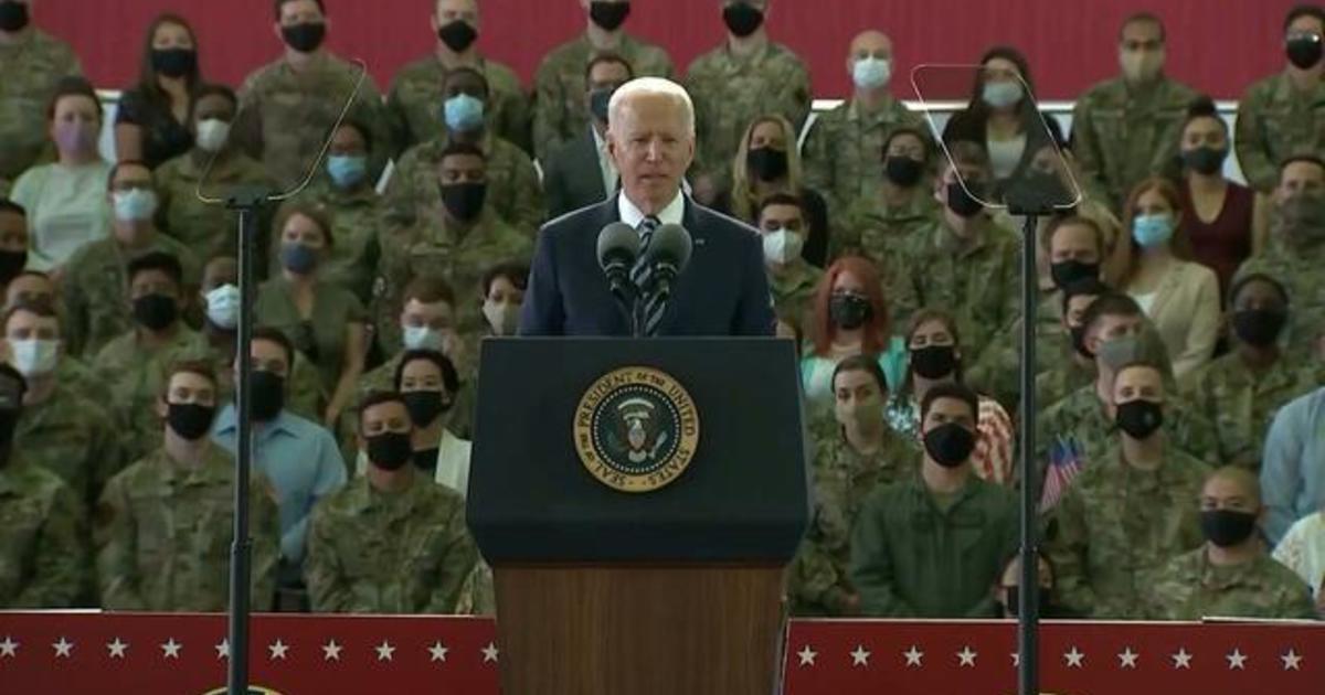 Eye Opener: Biden arrives in UK for G7 Summit 1