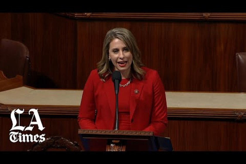 Katie Hill fights to make revenge porn a federal crime and ponders another run for office 1