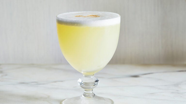 'I do love a good pisco sour': How to make a classic cocktail with this Peruvian spirit 1
