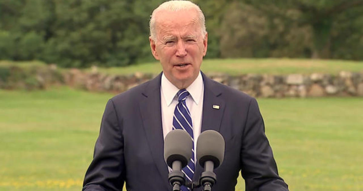 Special Report: Biden speaks on global COVID-19 vaccine effort 1