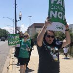 Cook County workers protest what they say is an unfair contract offer 5