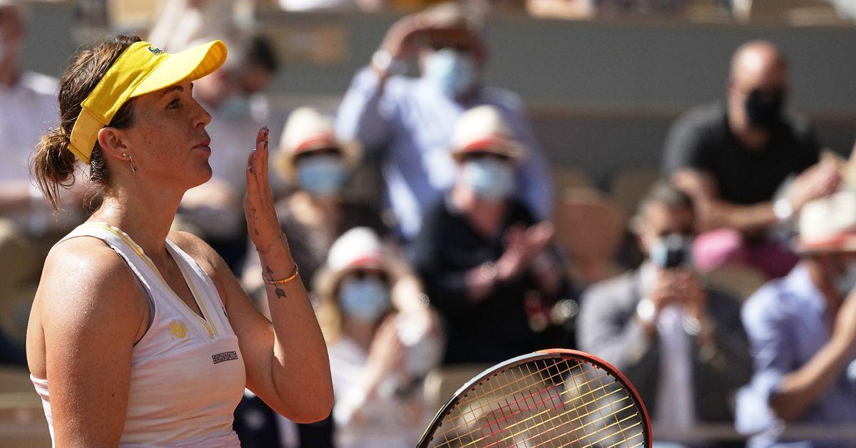 Barbora Krejcikova, Anastasia Pavlyuchenkova advance to French Open final 1