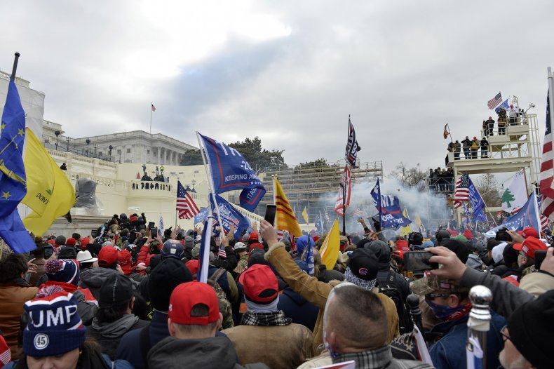 Six Members of 'Three Percenters' Militia Indicted on Capitol Riot Charges 1