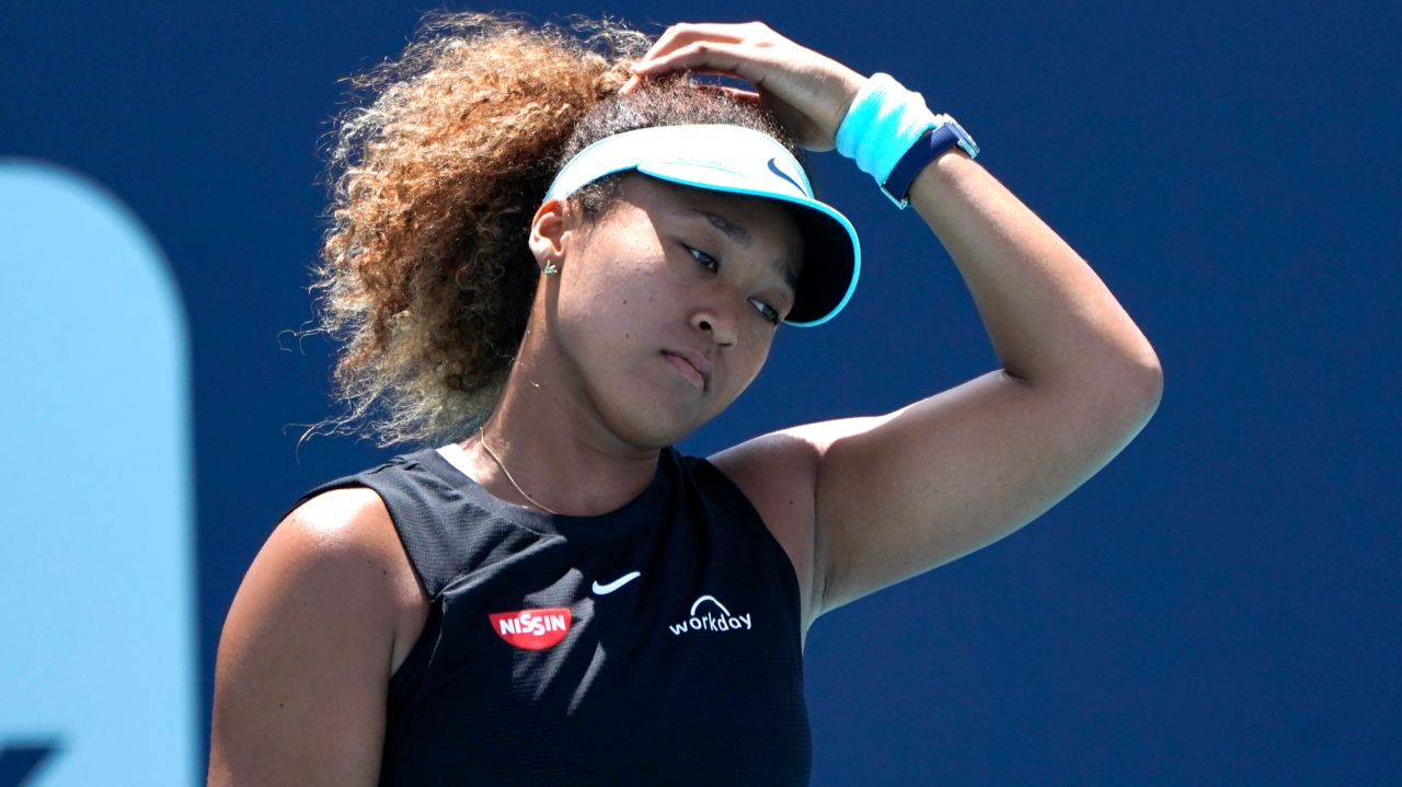 Leaders ofGrand Slam tourneys plan to address mental health issues of players following withdrawal of Naomi Osaka from French Open 1