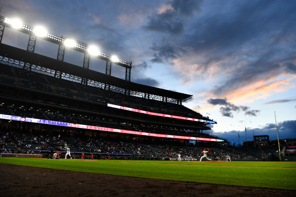 Rockies team with UCHealth in offering COVID-19 vaccinations at Coors Field 1