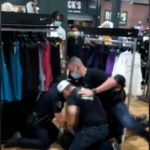 4 police officers in California are on leave after video shows a suspect being punched and kicked during an arrest 6