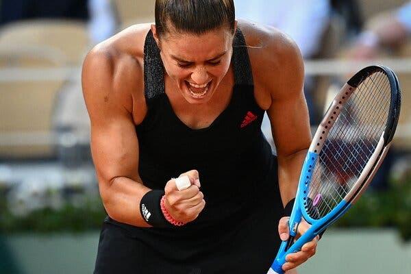 In French Open, Women's Singles Finals Take Surprising Shape 1