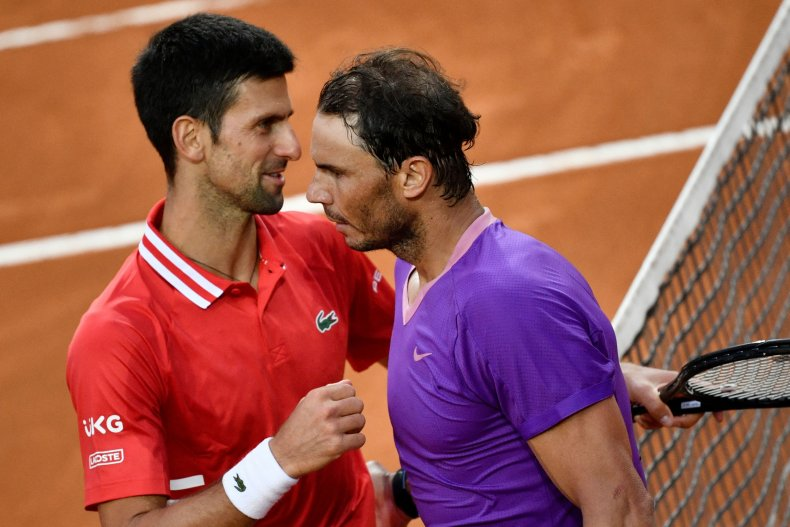 French Open 2021: How to Watch Rafael Nadal vs. Novak Djokovic Start Time, Live Stream 1