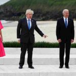 Moments You Missed As The G-7 Leaders Meet For The 1st Time Since COVID-19 8
