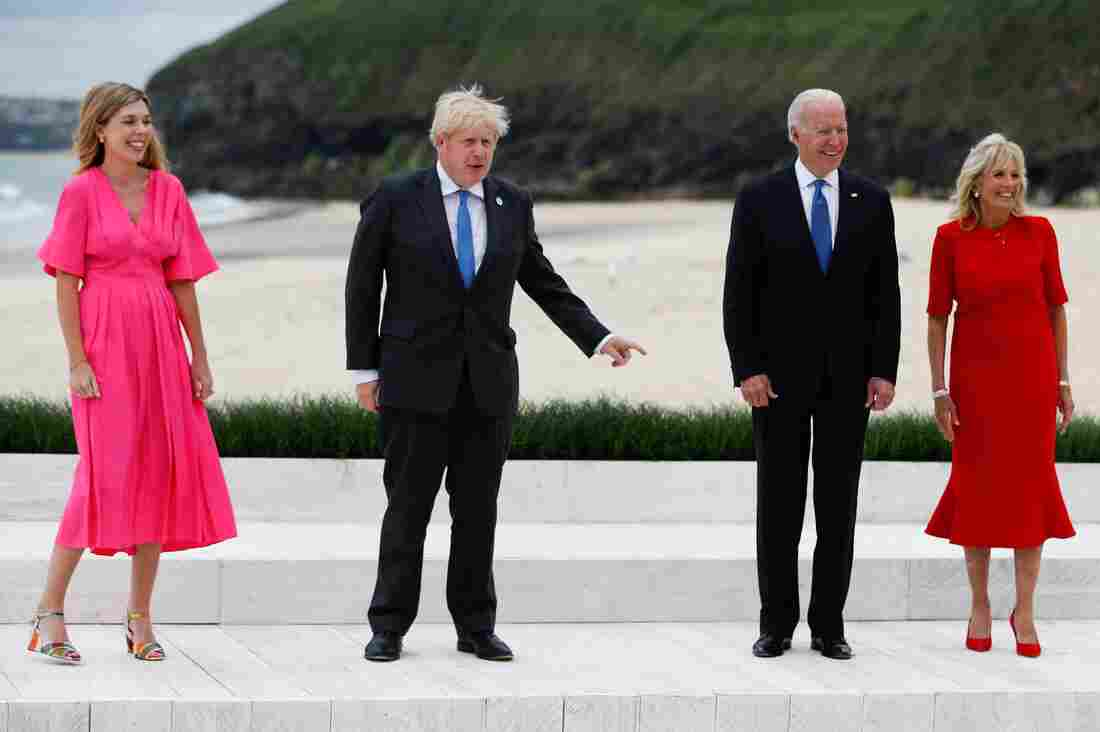 Moments You Missed As The G-7 Leaders Meet For The 1st Time Since COVID-19 1