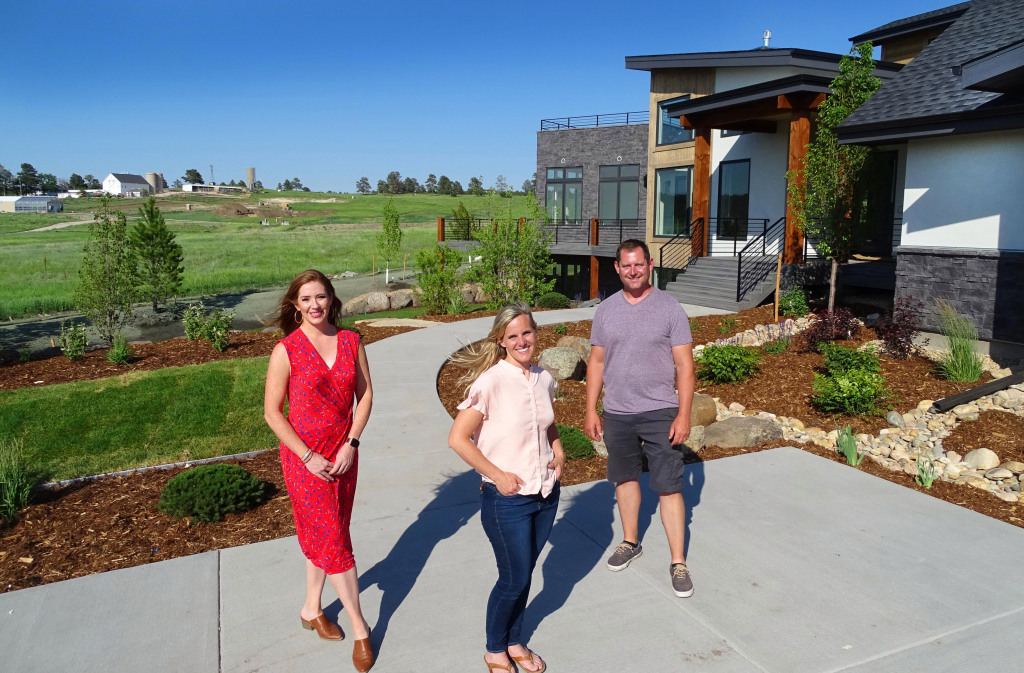 Custom Home Showcase opens near Parker: Visit four homes and see a working farm, veggie market, and firefighters 1