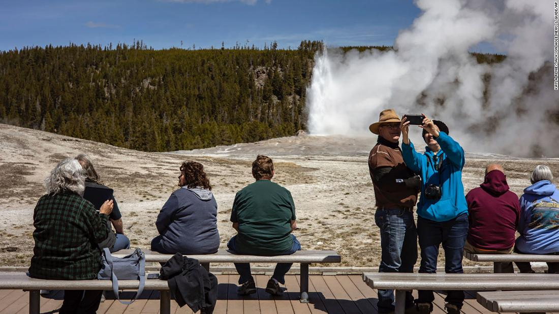 National park visitors surge as Covid-19 restrictions wane 1