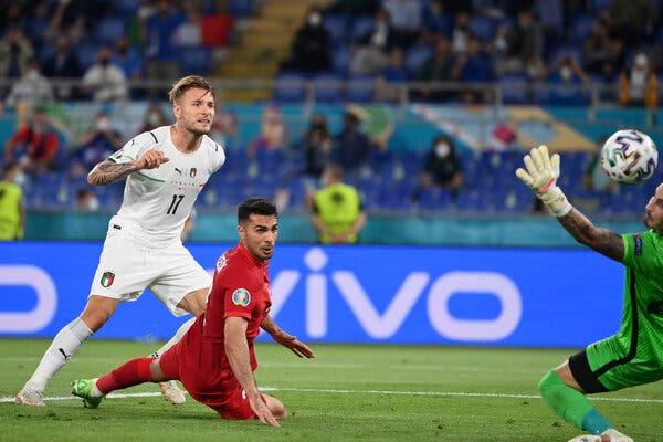 Italy Defeats Turkey in Euro 2020 Opener 1