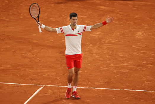 Djokovic hands Nadal 3rd loss in 108 French Open matches 1