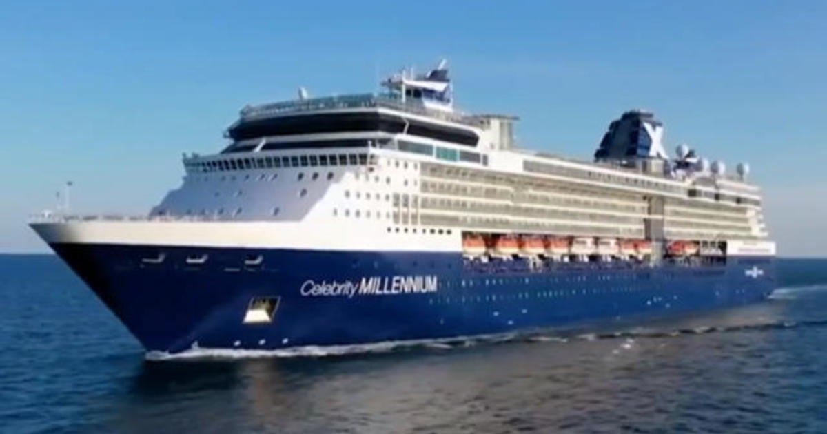 2 passengers test positive for COVID-19 on fully vaccinated cruise 1