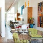 A showcase for art in a RiNo townhouse/loft shows a trendy restaurant district reopening 3