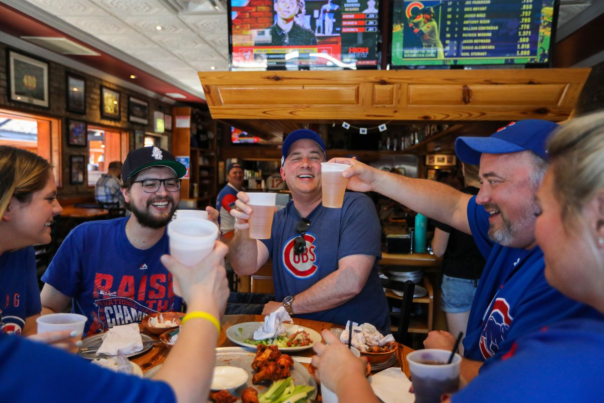 Reopening day: At the brewery, the ballpark and elsewhere, it's a mostly cautious move back to normal 1