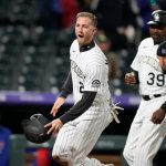 German Marquez, Rockies beat Rangers in series opener on walk-off wild pitch in 11th inning 5