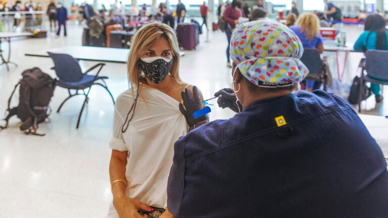 Masks Again? Delta Variants Spread Prompts Reconsideration of Precautions 1