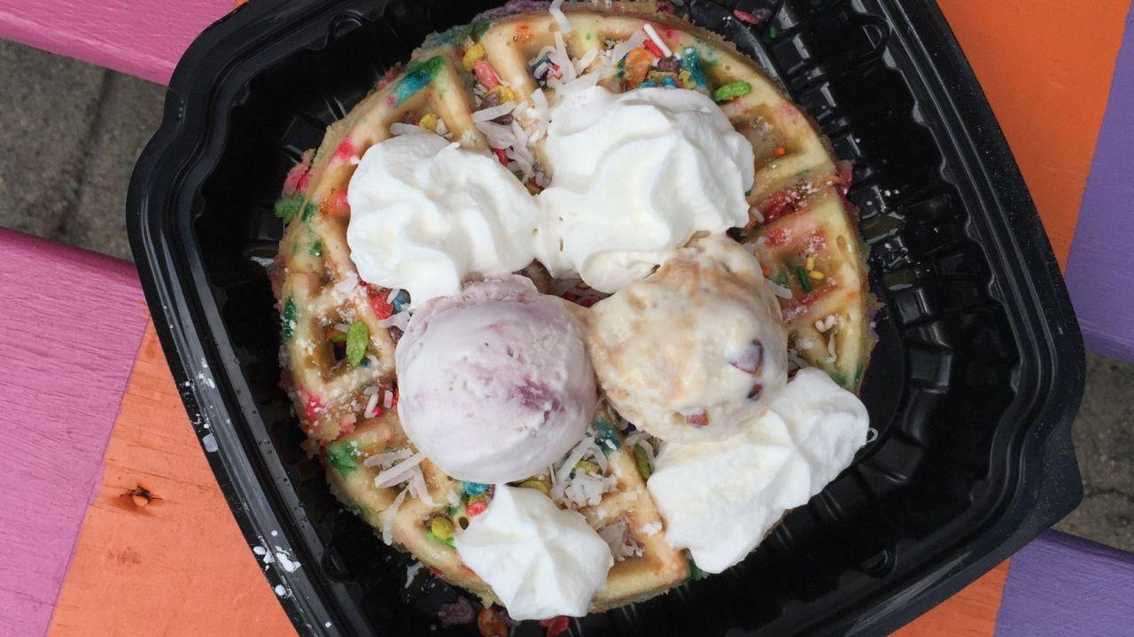 Dreams Ice Cream & Waffles opens in Valley Stream 1
