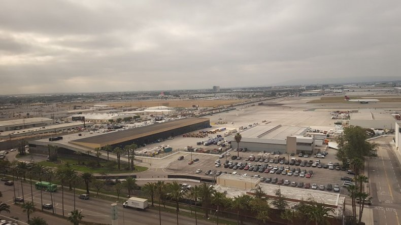 LAX Sees 2nd Security Breach in a Week as Passenger Opens Door, Exits Taxiing SkyWest Plane 1