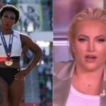 """Meghan McCain Tears Into Olympian Gwen Berry's Flag Protest on 'The View': """"I Will Die For This"""" 8"""