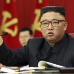North Korea's Kim Jong-un hints at 'great crisis' over the coronavirus 6
