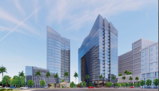 Single family homes to be razed for a pair of 20-story downtown San Jose office towers 1