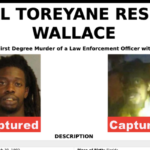 Suspect accused of shooting Florida officer arrested 7