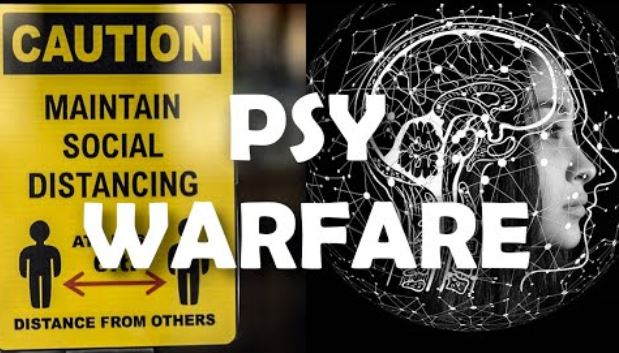 Behavioural Warfare and Covid-19: Why are Psychologists Advising the Government? 1