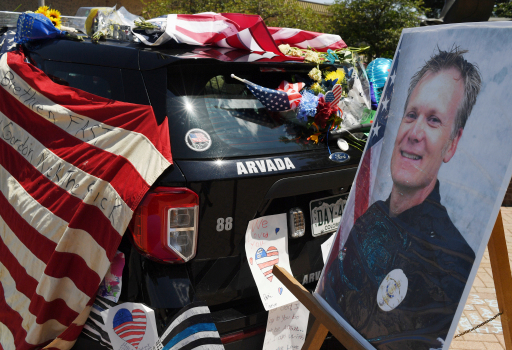 Police: Man who shot Colorado gunman was killed by officer 1