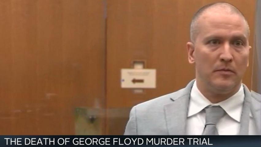 Derek Chauvin Gets 22 1/2 Years For George Floyd's Murder 1