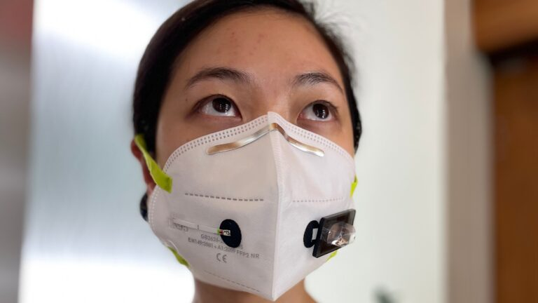 This Harvard and MIT developed mask will tell you if you have COVID 1